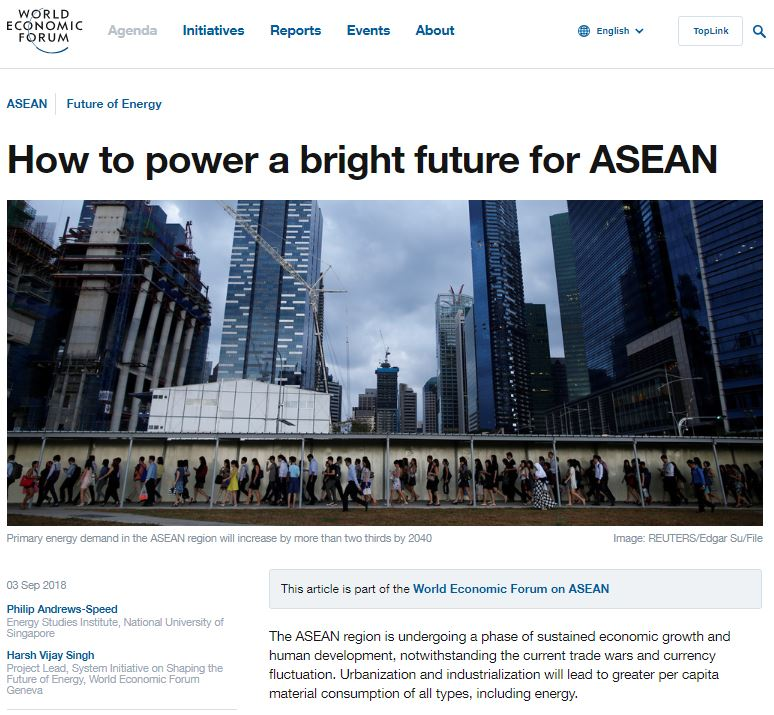 How to power a bright future for ASEAN
