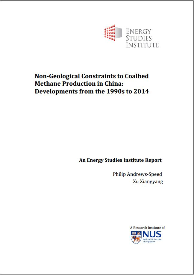 Non-Geological Constraints to Coalbed Methane Production in China: Developments from the 1990s to 2014