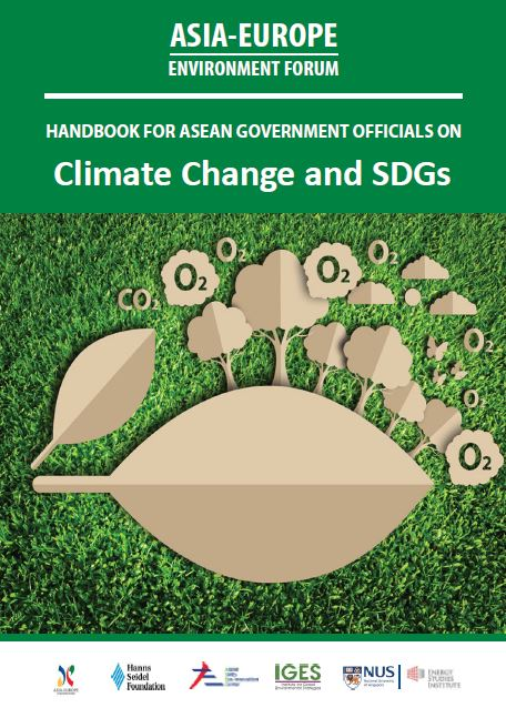 Handbook For  ASEAN Government Officials On Climate Change and SDGs